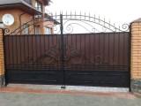 Ворота кованые винница