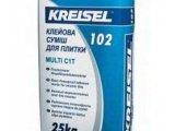 крейзел-102 клей для плитки