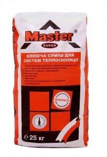 Фото  1 Master Super клей для теплоизоляции 1811803