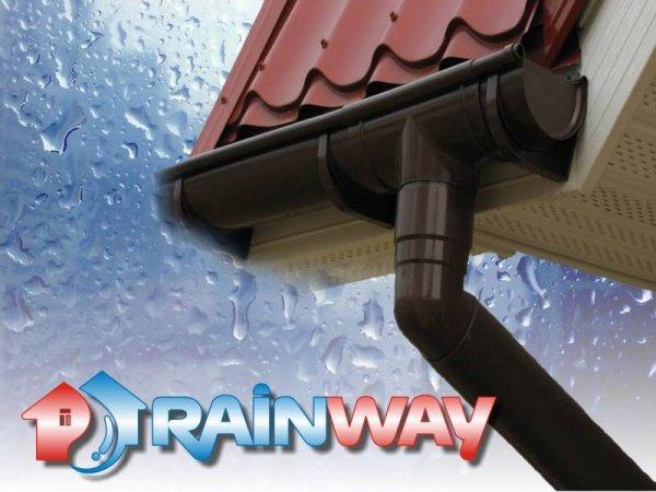 Фото 1 Водосточные системы Rainway (Украина) купить водостоки 28190