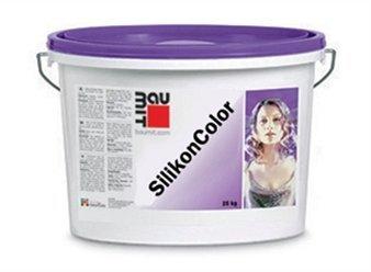 Фото  1 Baumit SiliconColor силиконовая краска 1807266