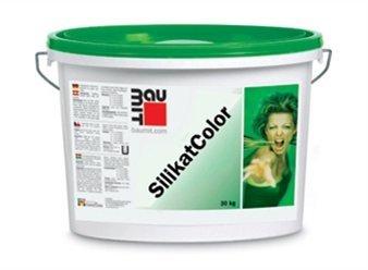 Фото  1 Baumit SilikatColor силикатная краска 1807260
