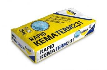 Фото  1 KEMATERM 231 RAPID быстротвердеющий клеевой состав 1811808