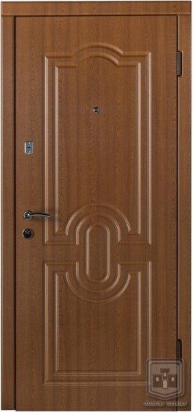 Фото 1 Вхідні металеві двері, Колекція Акцент 330820