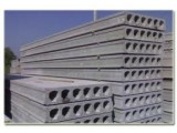 Облегченные многопустотные плиты, плита перекрытий ПНО 4-16-12АтV