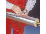 Фото  3 Утеплитель базальтовый для труб PAROC Hvac Section AluCoat T / Парок, плотность 300кг/м3, диаметр 308мм, толщина 30 мм. 3935750