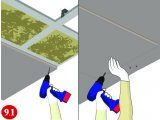 Фото  7 Звукоизоляция потолка мембраной SY Тексаунд 70 самоклейка, толщина 3.7мм, вес 7 кг/м2, рулон 6.76м2 7806745