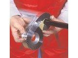Фото  8 Утеплитель базальтовый для труб PAROC Hvac Section AluCoat T / Парок, плотность 800кг/м3, диаметр 85мм, толщина 20 мм. 8985684