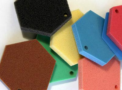 Віброізоляційні матеріали SR18 - 25 (O25)