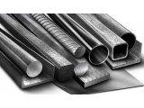 Распродажа листовой стали и других стройматериалов