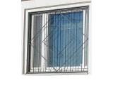 решетки металлические на окна львов код 114