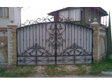 Фото 4 Ворота кованые,с калиткой,в Кривом Роге 331785