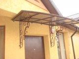 Фото  8 Козырьки кованые , изготовлени качественно , оперативно и недорого . Ровно Возможна оплата по перечислению. 8029078
