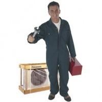 Монтаж касетной/потолочной/ канальной системы до 7 кВт