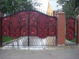 Фото  2 Ворота кованые новые . Ровно kovalstvo.com.ua Готовые и под заказ . Сложность любая.Откатные .Розпашные. 2029085