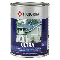 Фото  1 TIKKURILA Ultra Matt краска для древесины Тиккурила Ультра 1806855