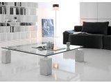 Фото 1 Італійські меблі зі скла і скляні вироби: столи, стільці 333882