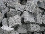 Фото  1 Гранитная брусчатка Покостовский карьер серая 136537