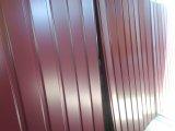 Фото  1 Профнастил ПС-8, гнилая вишня, глянец, 0.25 мм., Китай 2173129