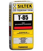Фото  1 SILTEK Т 85 клей для теплоизоляции 1811798