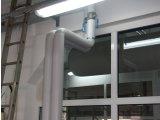 Фото  2 Тройник ПВХ K-Flex 083 x 062 PVC для покрытия каучуковой изоляции труб в помещении. 2064862
