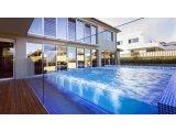 Фото  1 Стеклянное ограждение для бассейна 2110028