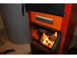 Твердотопливный котел с верхним сжиганием. Popter GS 24кВт. Звоните сейчас.