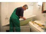 Фото  5 Реставрация ванн методом Наливна ванна 62454