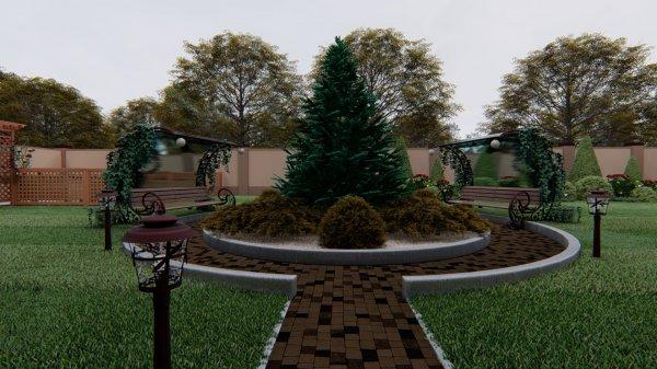 Фото 7 Ландшафтний дизайн 3D 339099