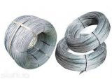 Фото  1 Дріт стальний оцинкований середньої твердості, діаметр 3мм 2255980