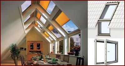 Карнизные окна BDR(правый) BDL(левый) Fakro (открываются на проветривание и набок на 90° 78*60).