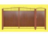 Фото 1 Ворота распашные,ворота кованые,ворота въездные,ворота с профлиста 331614