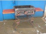Фото  7 Мангалы кованые , цены от 2200 грн. http://kovalstvo.com.ua/м.Рівне Барбекю. На подарок. Коптилка. 7029082