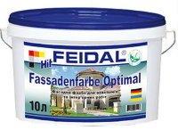 Фото  1 FEIDAL HIT-Fassadenfarbе Optimal краска для внутренних и внешних 1806320