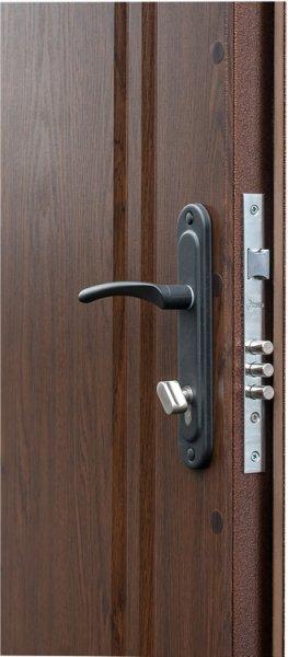 Фото 3 Вхідні металеві двері, колекція Форт 330824