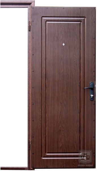Фото 4 Вхідні металеві двері, колекція Форт 330824