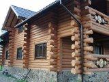 Фото 3 Бани и дома из дикого сруба с доставкой по Украине 321970