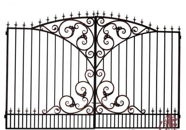 Фото 2 Кованые элементы для ворот 342779