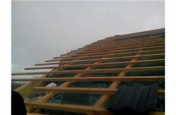 Фото 2 Кровельные работы. Ремонт старой крыши. 333716