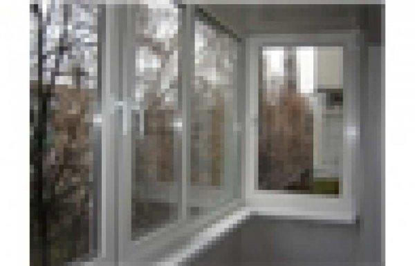 Фото 2 Балконні рами, вікна, двері з металопластику 334055