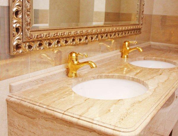 Фото 1 Итальянские изделия из мрамора: мозаика, ванны, плитка, столешницы 333874