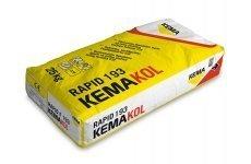 Фото  1 KEMAkol RAPID 193 клей для напольной плитки эластичный 1811841
