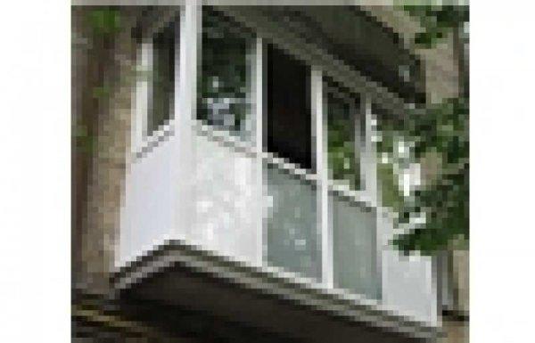 Фото 3 Изготовим балконные рамы, окна 339331