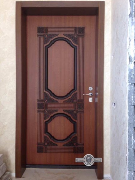Фото 2 Вхідні металеві двері 3-5 класу взломостойкості, Київ 339395