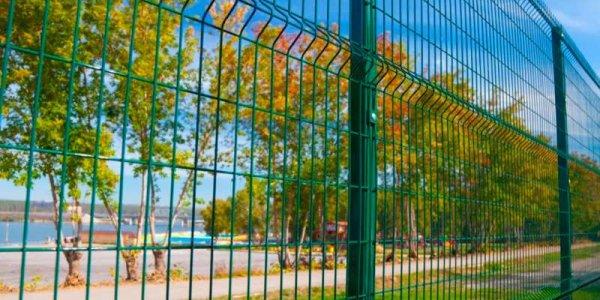 Фото 1 Зварна сітки, 3D паркан, хвіртки, ворота. 341496