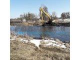 Фото 1 Очистка водоемов. Гидротехническое строительство 341746
