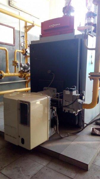 Фото 1 Продам котел газовий Viessmann 620 кВт б / у в отличном состоянии 342374