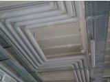Фото  3 Угол ПВХ K-Flex 25x239PVC SE 90-3S в качестве защитного покрытия труб с теплоизоляцией внутри помещения. 2067253