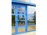 Фото  1 Алюминиевые двери 2110079