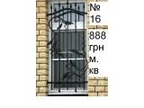 решетки кованые на окна